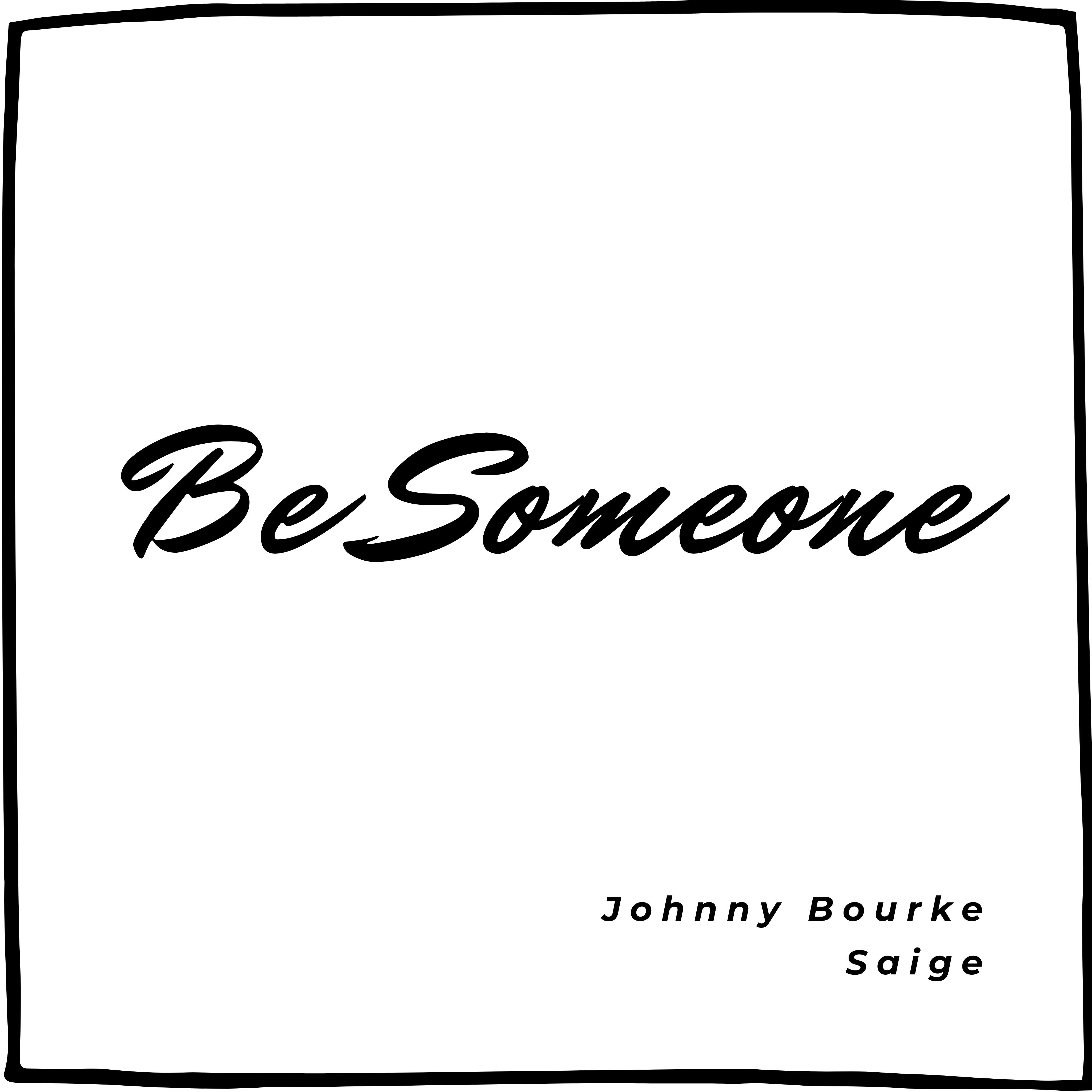 Be Someone Promo